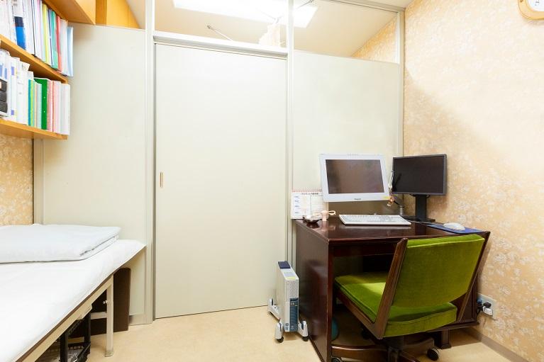 診察室(婦人科)